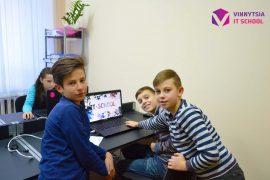 Творимо разом з Vinnytsia IT School
