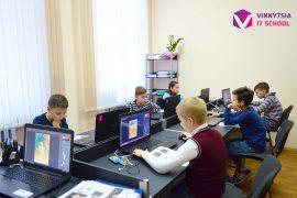 """Vinnytsia IT School у дитячій телевізійній програмі """"Віконечко"""""""