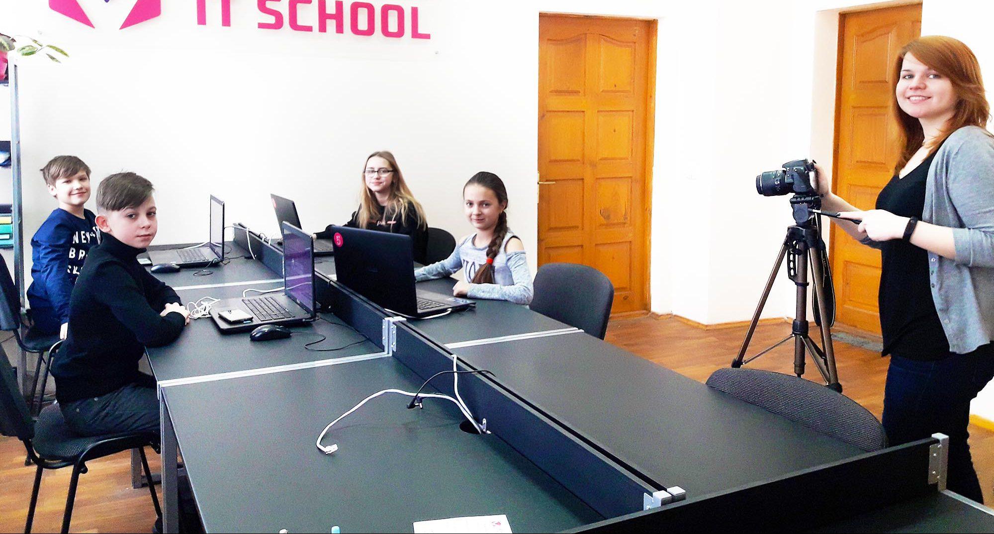 New IT School – це стиль життя сучасної молоді