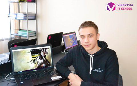 """Фото-звіт випуску курсу """"Web development"""" 18.03.18"""