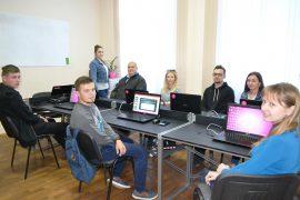 Web-розробники нового покоління 15.03.18