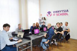 """IT освіта у Вінниці. Курс """"Web development"""" (17+) 05.09.18"""