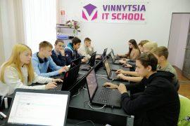 Курси програмування для дітей у Вінниці