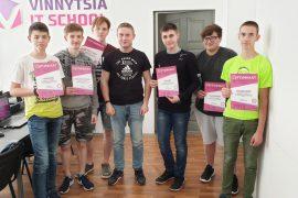 Vinnytsia IT School26.05.19-1