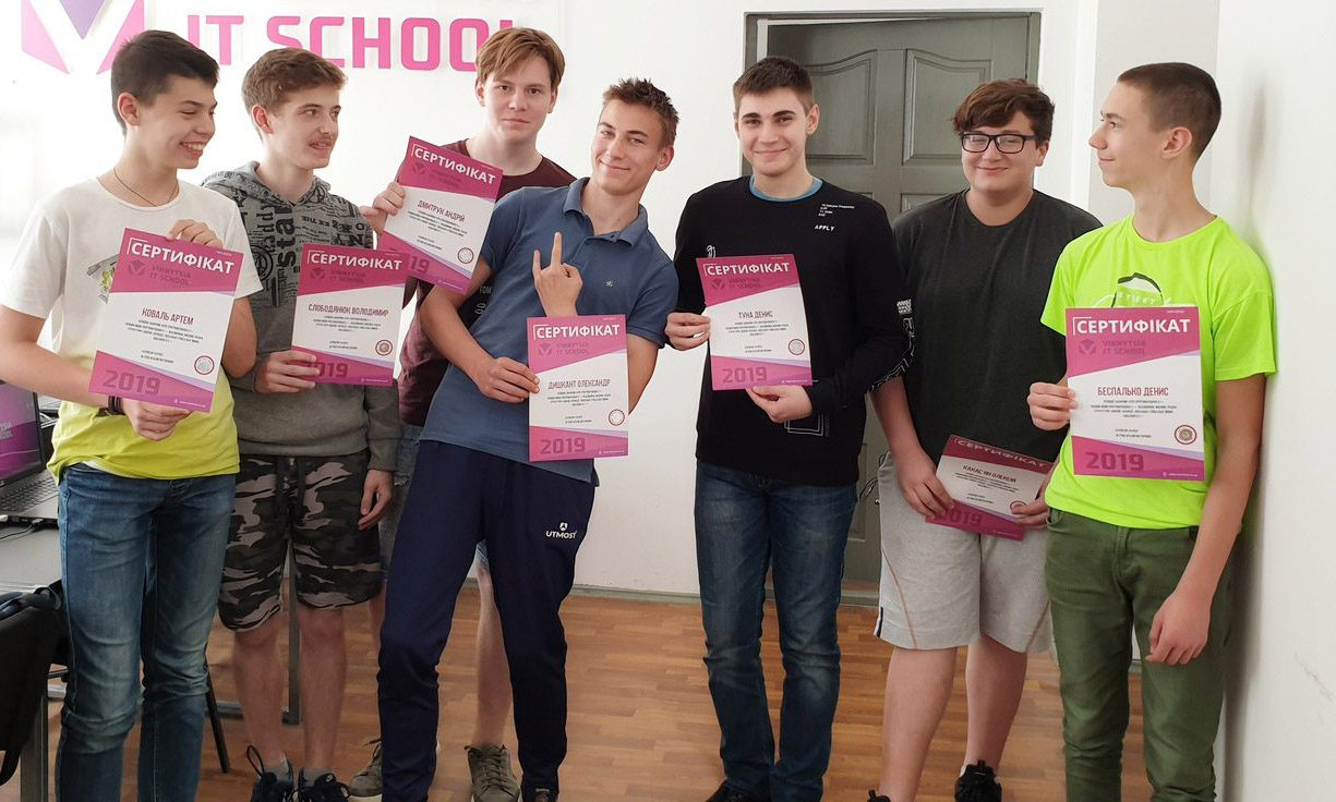 Vinnytsia IT School26.05.19-4