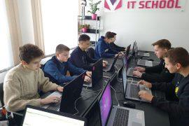 Алгоритмізації та програмування у Vinnytsia IT School