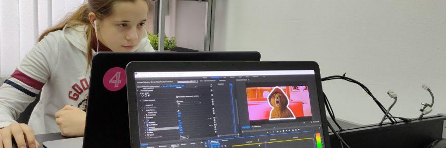 Знання та вміння монтувати відео – сила!
