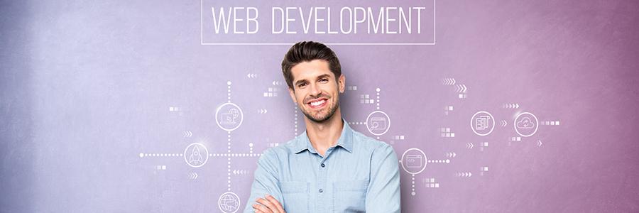 Розвиток в напрямку Web development